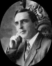 Portrait of Joseph Francis Lamb