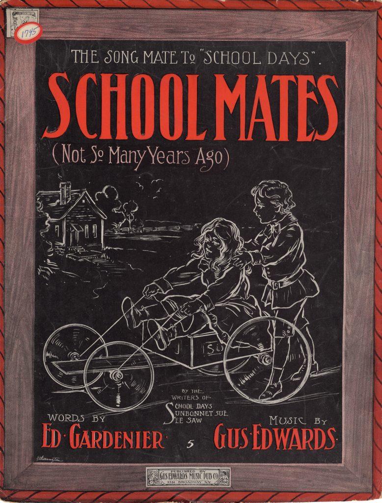 School Mates (Not So Many Years Ago)