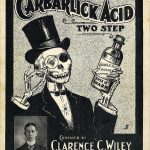 Car-Barlick-Acid, 1904, Courtesy the USC Music Library's Sheet Music Collection