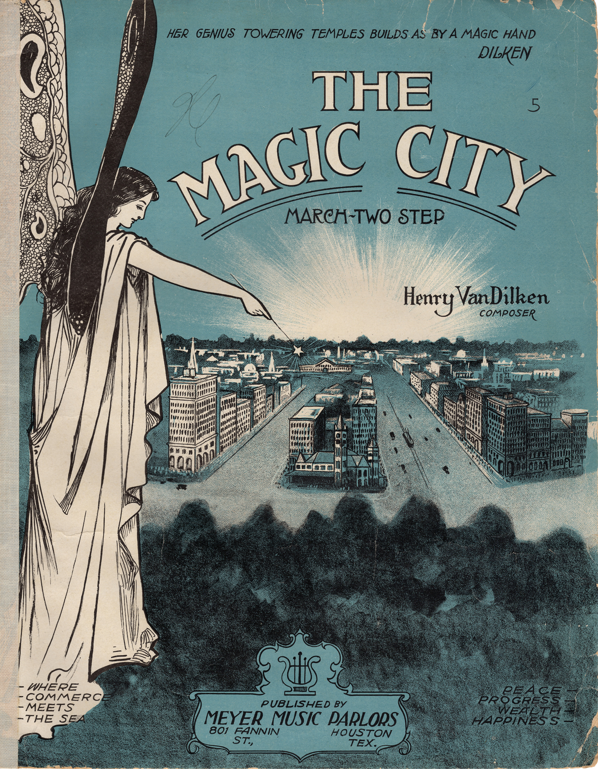 Song of magic city