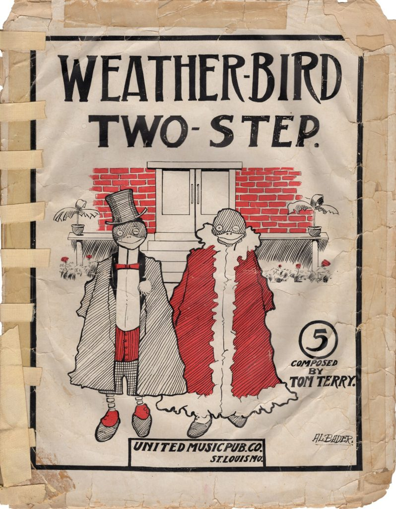 Weather-Bird Two-Step