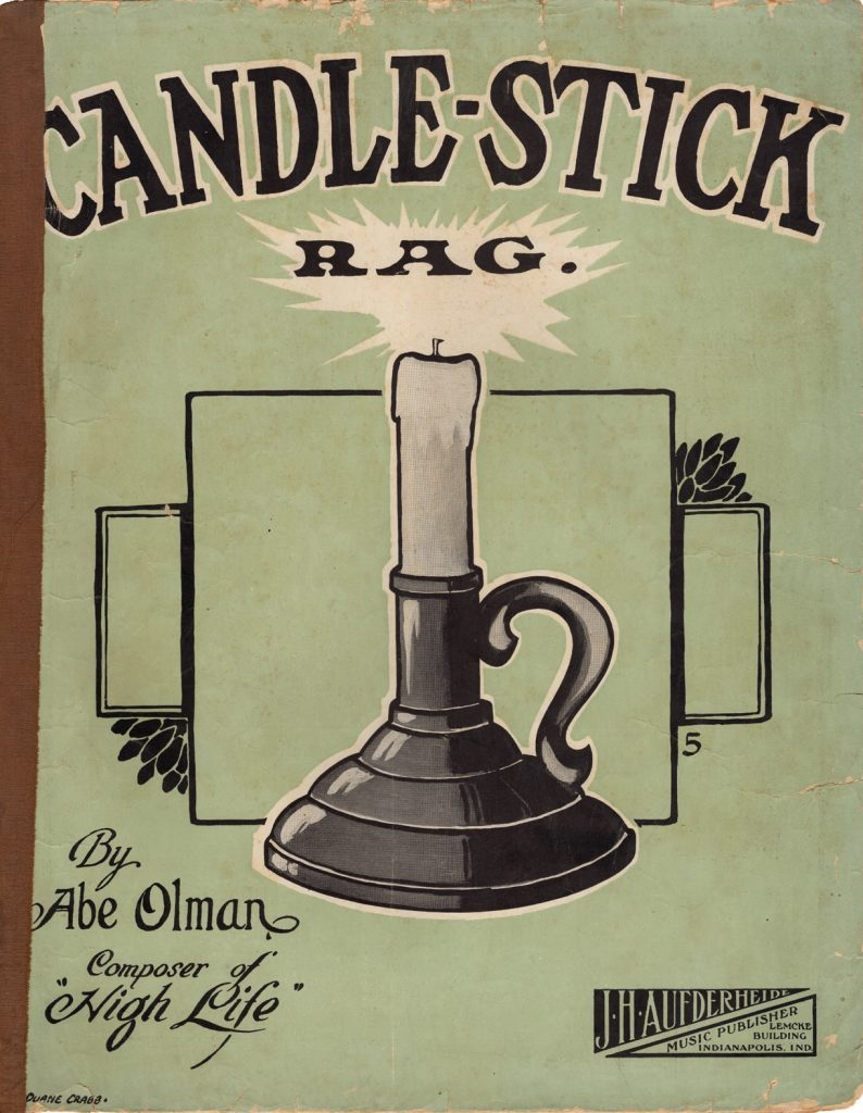 Candle-Stick Rag