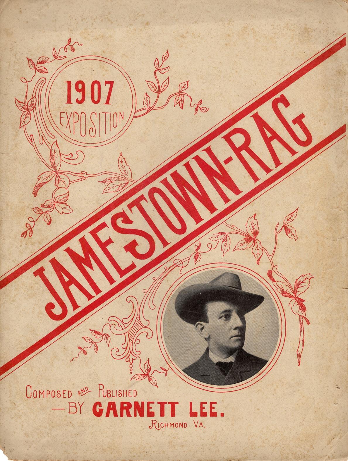 Jamestown-Rag First Edition