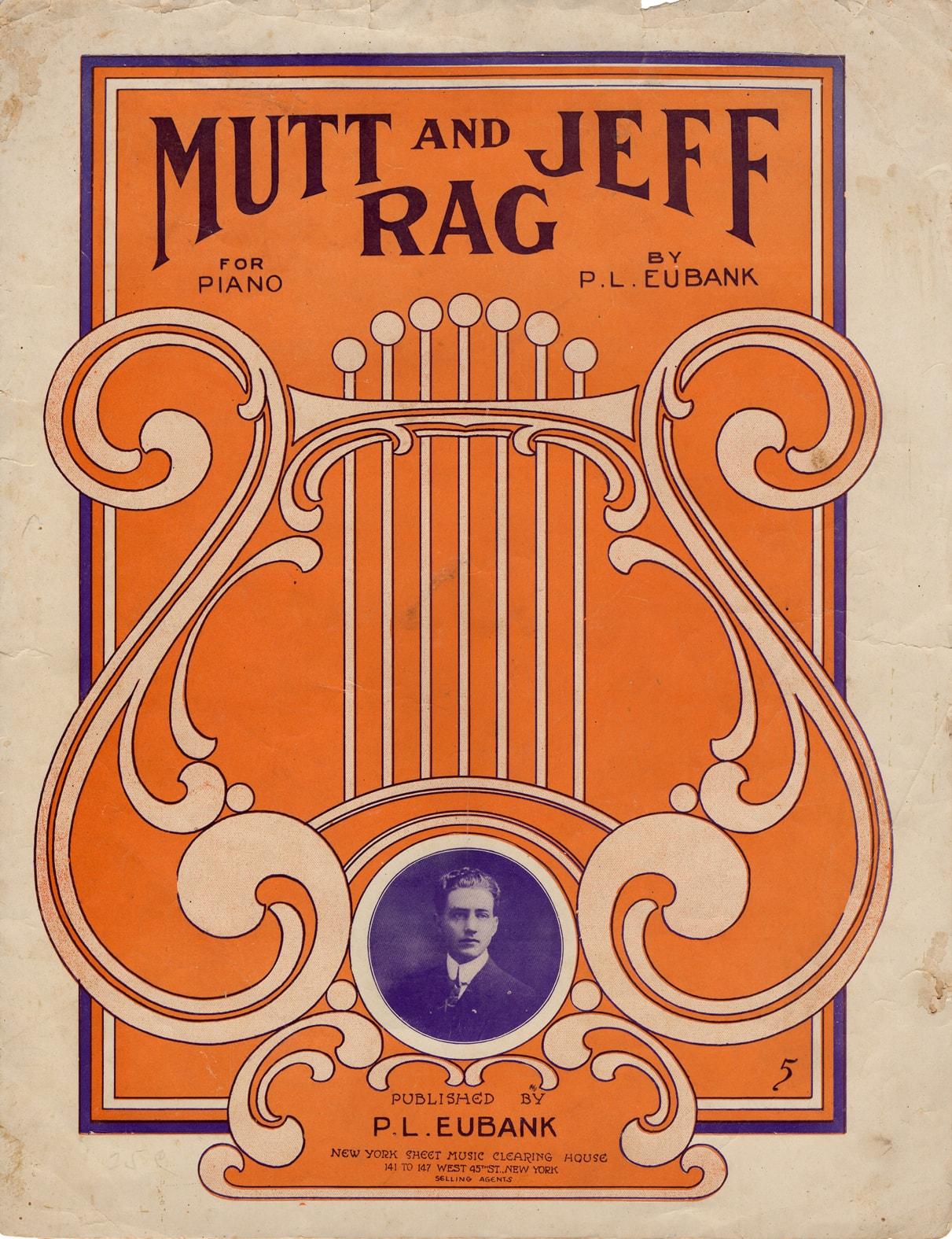 Mutt and Jeff Rag