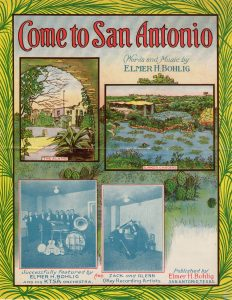 Come to San Antonio